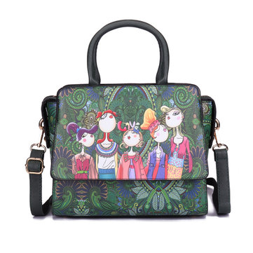 Green Series Crossbody Bags