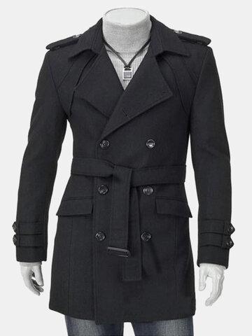 Бриллиантовое пальто с двойным бюстгальтером