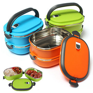 Stainless Steel Thermal Insulation Lunch Box