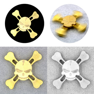 Alloy Hand Spinner Finger Spiral Bearing EDC Focus Stress Relieve Adult Toy Gift