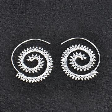 Punk Whirlpool Earrings