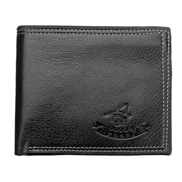 Men PU Leather Short Wallet Card Holders Purse