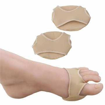 Front Palm Non-slip Protection Pad Thicken Foot Gel Pads Forefoot Metatarsal Cushion