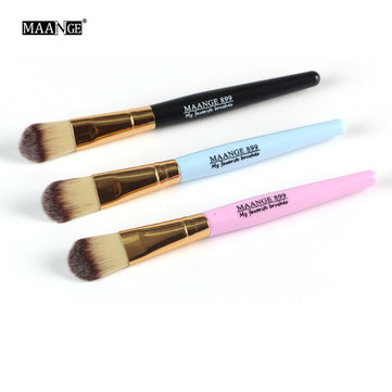 MAANGE Foundation Makeup Brush Cosmetology Cosmetic Beauty Tools 3 Colors
