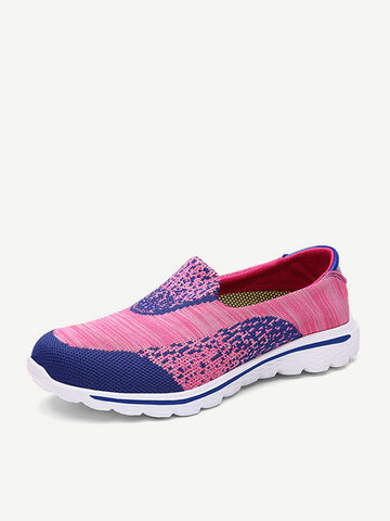 Large Size Colorful Casual Shoes