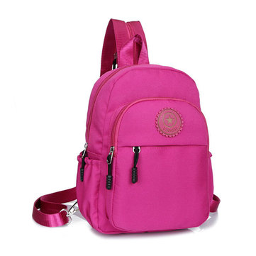 Casual Lightweight Smalll Daily Chest Bag Backpack Shoulder Bag For Women