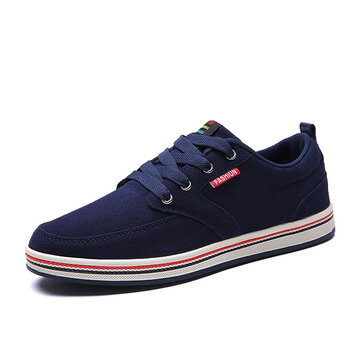 Large Size Men British Style Lace Up Trainers Casual Shoes
