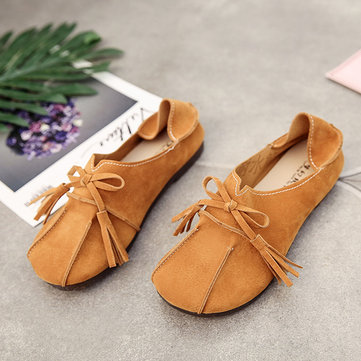 Comfortable Lazy Flat Loafers