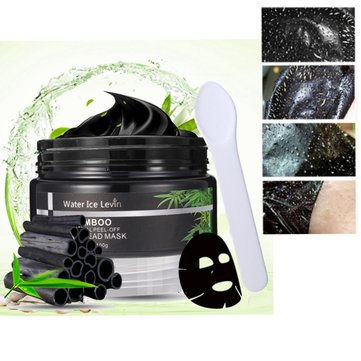 Bamboo Charcoal Blackhead Mask Black Masks Peel-off Cleansing Acne Oil Control Face Care