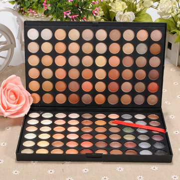 120 Colors Eyeshadow Palette Makeup Case Eye Cosmetic Set