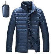 8 Colors Portable Thin Duck Down Jacket Casual Outdoor Lightweight ...